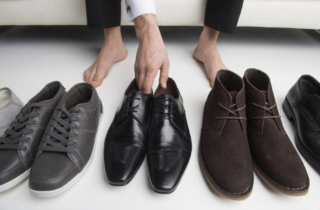 Como escoger el calzado adecuado de acuerdo a tu tipo de pie