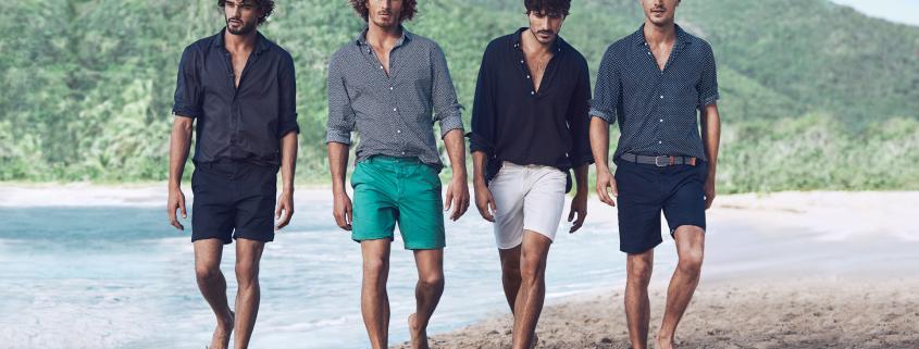 Vazol-15 piezas básicas que todo hombre debe usar en primavera 2021-hombres en la playa