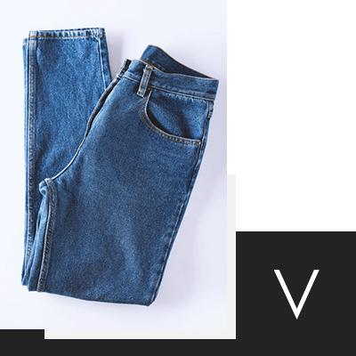 orígenes de los pantalones vaqueros