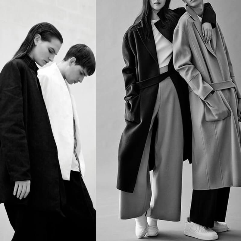 Vazol-Moda genderless-Mujeres y hombres luciendo la moda genderless