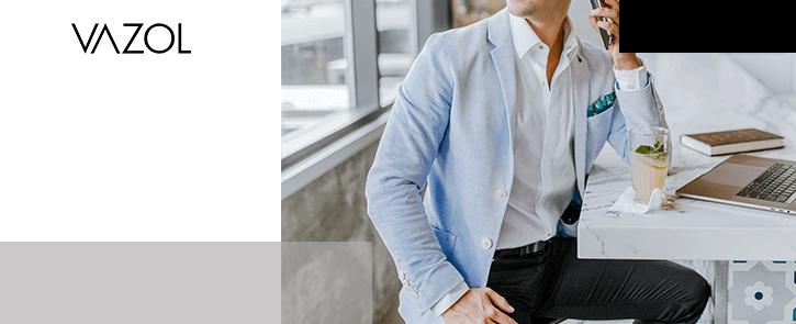 looks de oficina para gays exitosos